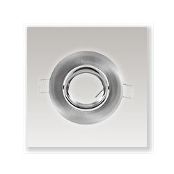 Support plafond orientable (diam 92mm)