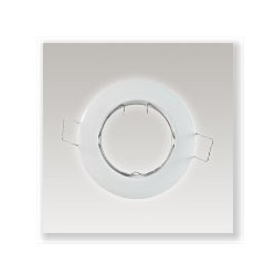 Support plafond orientable (diam 77mm)