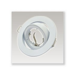 Support plafond orientable (diam 93mm)