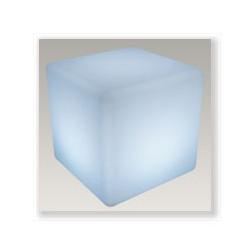 CUBE LUMINEUX RGB