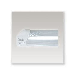 Tube LED T5 10W (720mm) blanc froid