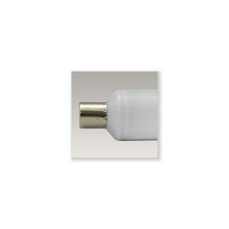 Tube LED S19 linolite 6W (310mm) blanc chaud