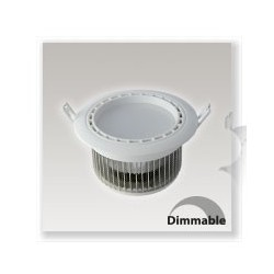 spot LED fixe 13W dimmable