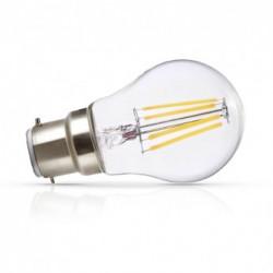 LED FIL COB BULD B22 8W 2700°K CLAIRE BLISTER