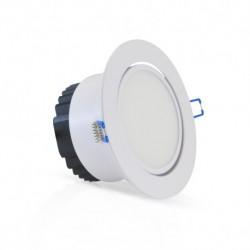 Spot LED COB orientable 12W blanc neutre
