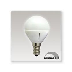 Ampoule LED E14 6W (bulb) blanc chaud