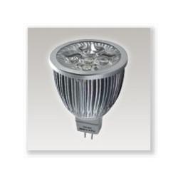 Ampoule LED GU5.3 6W (spot) blanc chaud