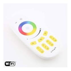 Télécommande RF 4 zones RGB + blanc