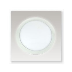 Plafonnier LED 18W (300mm) blanc froid